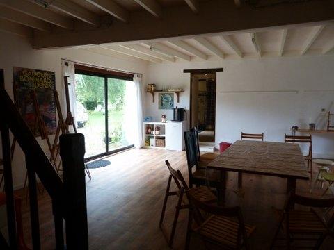 Schilder - atelier